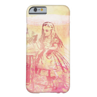 Alice in Wonderland Fantasy Barely There iPhone 6 Case