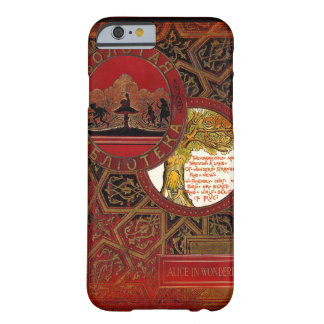 Alice In Wonderland Featuring 'The Cheshire Cat' Barely There iPhone 6 Case