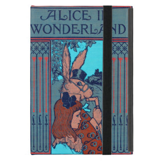 Alice In Wonderland Featuring 'The Rabbit' Covers For iPad Mini