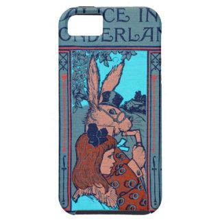 Alice In Wonderland Featuring 'The Rabbit' iPhone 5 Case