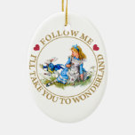 Alice In Wonderland - Follow Me