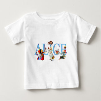 ALICE IN WONDERLAND & FRIENDS BABY T-Shirt
