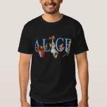 ALICE IN WONDERLAND & FRIENDS T SHIRTS