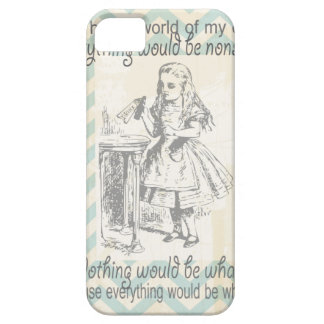 Alice in Wonderland Gifts iPhone 5 Case