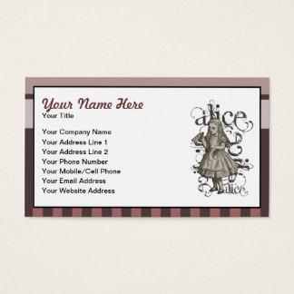 Alice In Wonderland Grunge (Pink)