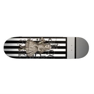 Alice In Wonderland Grunge Skate Board Deck