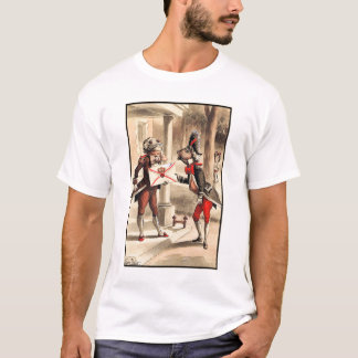 Alice in Wonderland - Invitation from the Queen T-Shirt