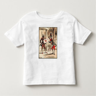 Alice in Wonderland - Invitation from the Queen T Shirts