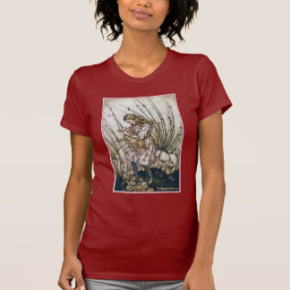Alice in Wonderland - Invitation from the Queen Tee Shirts