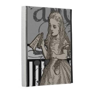 Alice In Wonderland iPad Folio Cover