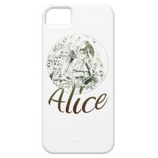 Alice in Wonderland iPhone 5 Cases