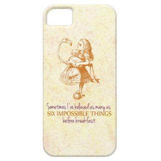 Alice in Wonderland iPhone 5 Cover