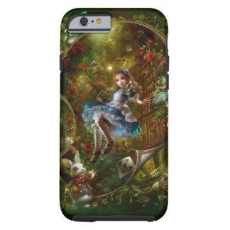 Alice in Wonderland iPhone 6 case Tough iPhone 6 Case