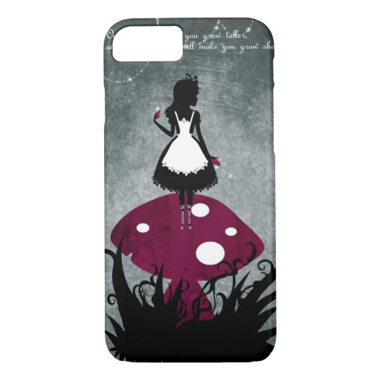 Alice in Wonderland iPhone 7 case