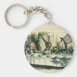 Alice in Wonderland: It's a Mad Tea Party Keychains