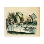Alice in Wonderland: It's a Mad Tea Party Post Card