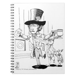 Alice in Wonderland: Line 459 - Notebook