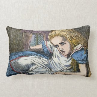 ALICE IN WONDERLAND LUMBAR PILLOW