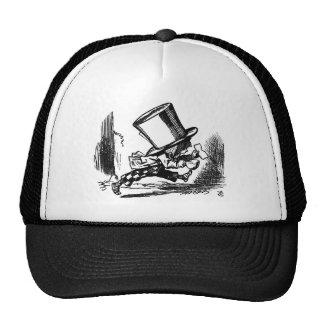 Alice in Wonderland Mad Hatter Trucker Hats