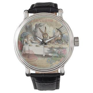 Alice in Wonderland Mad Tea Party Watch