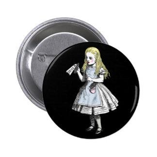 Alice in Wonderland Magic Drink Me Bottle Pin
