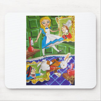 ALICE IN WONDERLAND MOUSEPADS