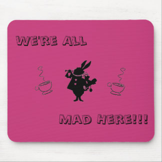 """""""Alice in Wonderland"""" Mouse Pad"""