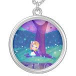 Alice in Wonderland Necklace 1