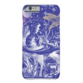 alice in wonderland print barely there iPhone 6 case
