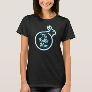 Alice in Wonderland t-shirt 'The Rabbit Hole'