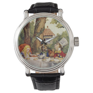 Alice in Wonderland Tea Party Watch