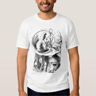 Alice in Wonderland The Caterpillar Shirts