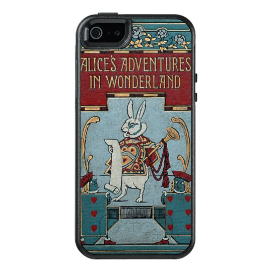 Alice In Wonderland The Deck Of Cards OtterBox