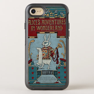 Alice In Wonderland The Deck Of Cards OtterBox Symmetry iPhone 7 Case