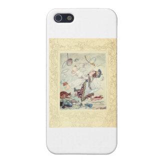 Alice in Wonderland, The Duchess, Vintage iPhone 5 Cases