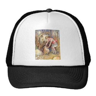 Alice in Wonderland Thought It Was an Ugly Cap
