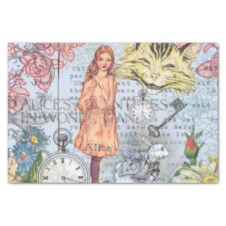 Alice in Wonderland Tissue Paper
