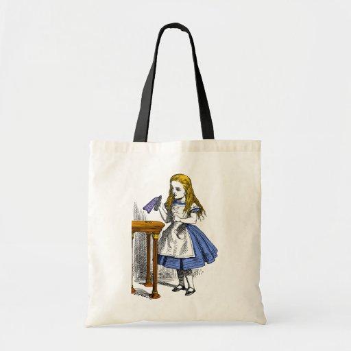 Alice in Wonderland Tote  Bag Tote Bags