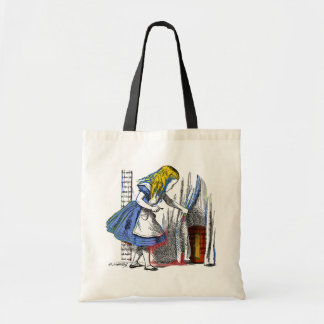 Alice in Wonderland Tote Bag Tote Bag