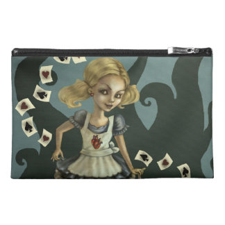 Alice in Wonderland Travel Accessory Bag