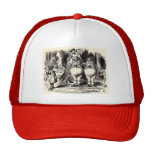 Alice in Wonderland: Twiddle Dee and Twiddle Dum Mesh Hat
