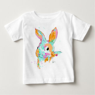 Alice in Wonderland water colour designs Baby T-Shirt