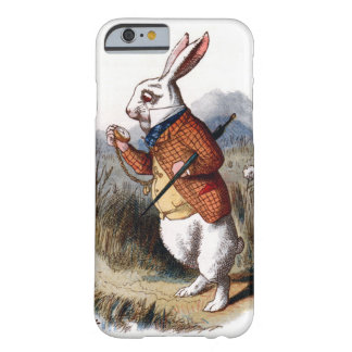 Alice in Wonderland White Rabbit iPhone 6 case