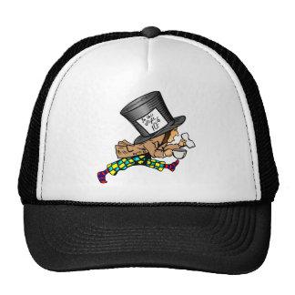 Alice in Wonderland's Mad Hatter Mesh Hat