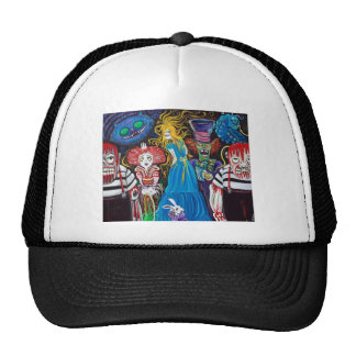 Alice in Zombieland Hat