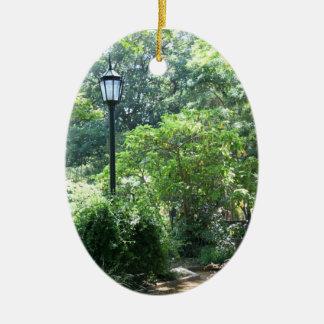 Alice Keck Park Memorial Gardens Christmas Ornament