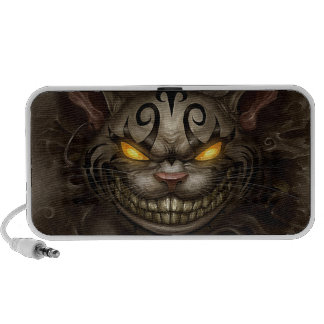 Alice Madness Returns - Cheshire Cat Travelling Speakers