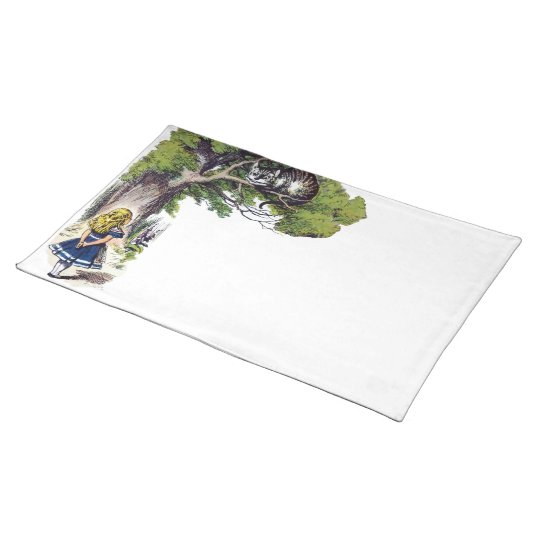Alice Meets Cheshire Placemats