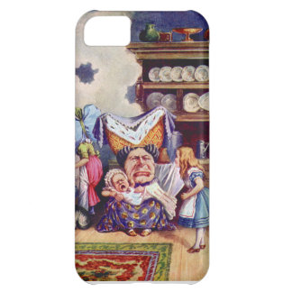 Alice Meets the Duchess and the Pic Baby iPhone 5C Case