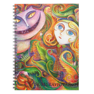 Alice Notebook